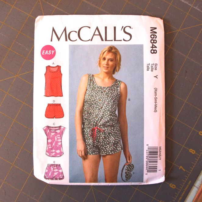 mccalls pajama pattern 2