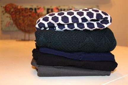pile of clothes dec 2015