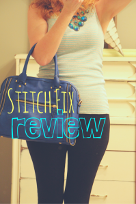 stitch fix review 2 Jan 2016